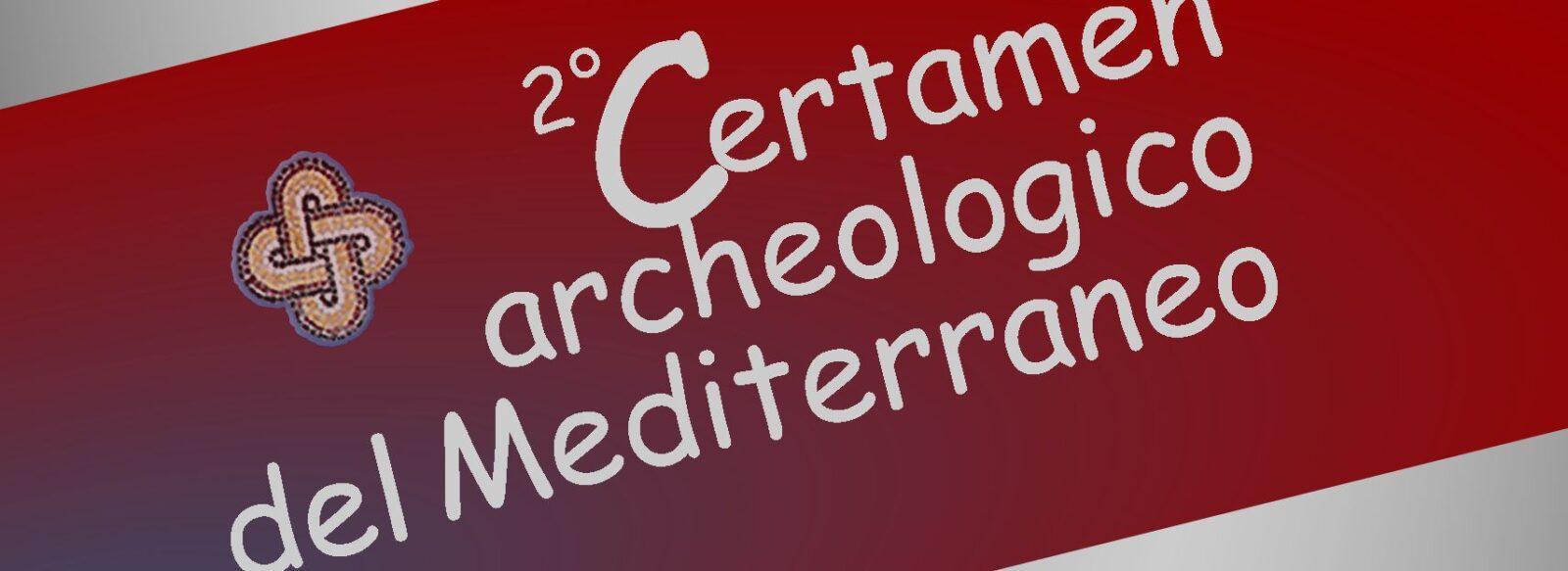 Secondo Certamen del Mediterraneo