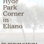 Hyde Park Corner in Eliano
