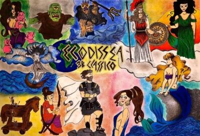 Locandina Ecodissea (3B Classico)